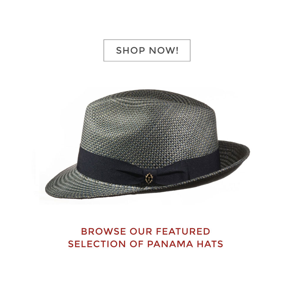 Shop Now - Browse our featured selection of Panama Hats