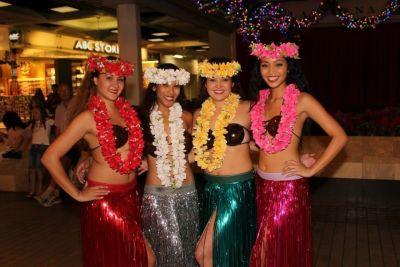 hula lessons oahu