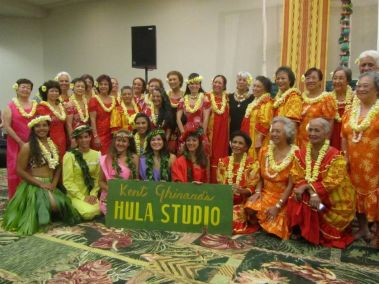 hula dancers for parties