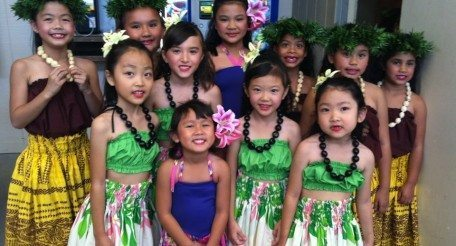 Keiki Hula Classes in Honolulu