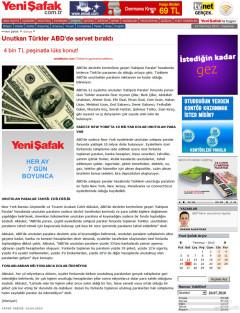 Unutkan Türkler ABD'de servet bıraktı