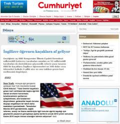 Türklere 'Amerikan vatandaşı olun' kampanyası