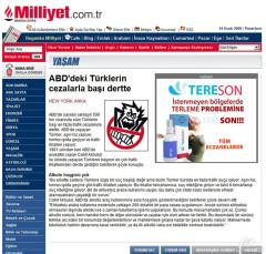 ABD'deki Türklerin cezalarla başı dertte