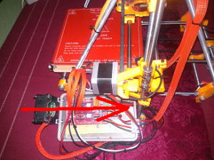 Ventilador para la RAMPS - Prusa IT2