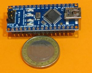 Tiny Arduino with USB