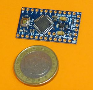 Tiny Arduino without USB