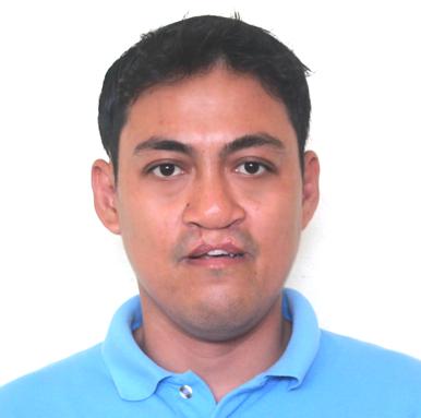 Mr. Mac Andrew S. Bonifacio