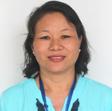 Ms. Zenaida I. Rodriguez