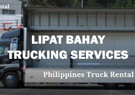 Lipat Bahay Trucking Services