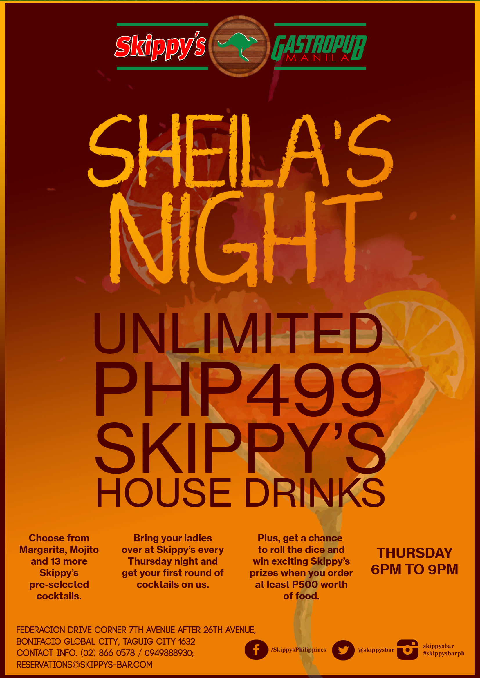 Sheila's Night