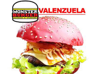 Monster Burger Valenzuela