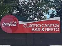 Cuatro-Cantos Bar & Restaurant (Fireplace)
