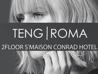 Teng Roma Salon at S Maison, Conrad Hotel