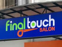 Final Touch Salon Makati