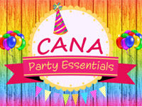 CANA PARTY Essentials Balloons & Party Needs