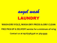 Angel Wash Laundry