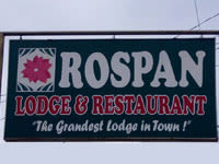 Rospan Lodge and Restaurant