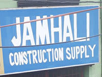 Jamhali Constructon supply