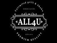 ALL4U unlimited Grill & Organic shabu shabu