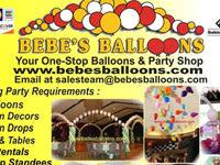 Bebe's Balloons