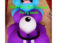Party 1st Balloons and Party Needs