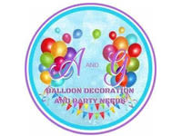 A&G Balloons Decoration & Party Needs