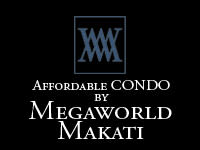 Affordable CONDO by Megaworld Makati