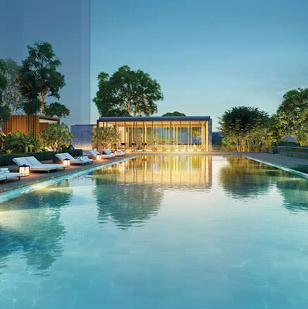 The Velaris Residences Infinity Pool