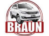 Braun Car Rentals, Phuket