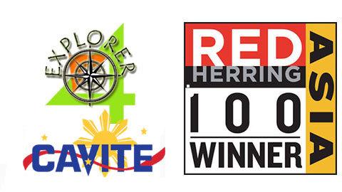 Explorer 4 Cavite - Red Herring Asia 100 Winner