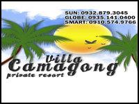 Villa Camagong Private Resort