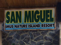 San Miguel Resort