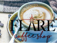 Flare Coffee Shop - Santiago City