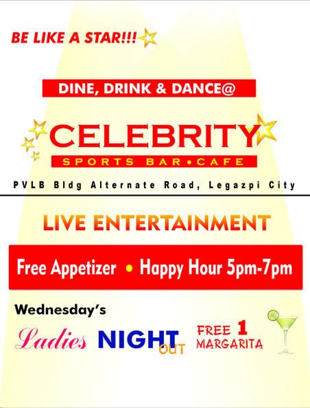Celebrity Sports Bar Cafe