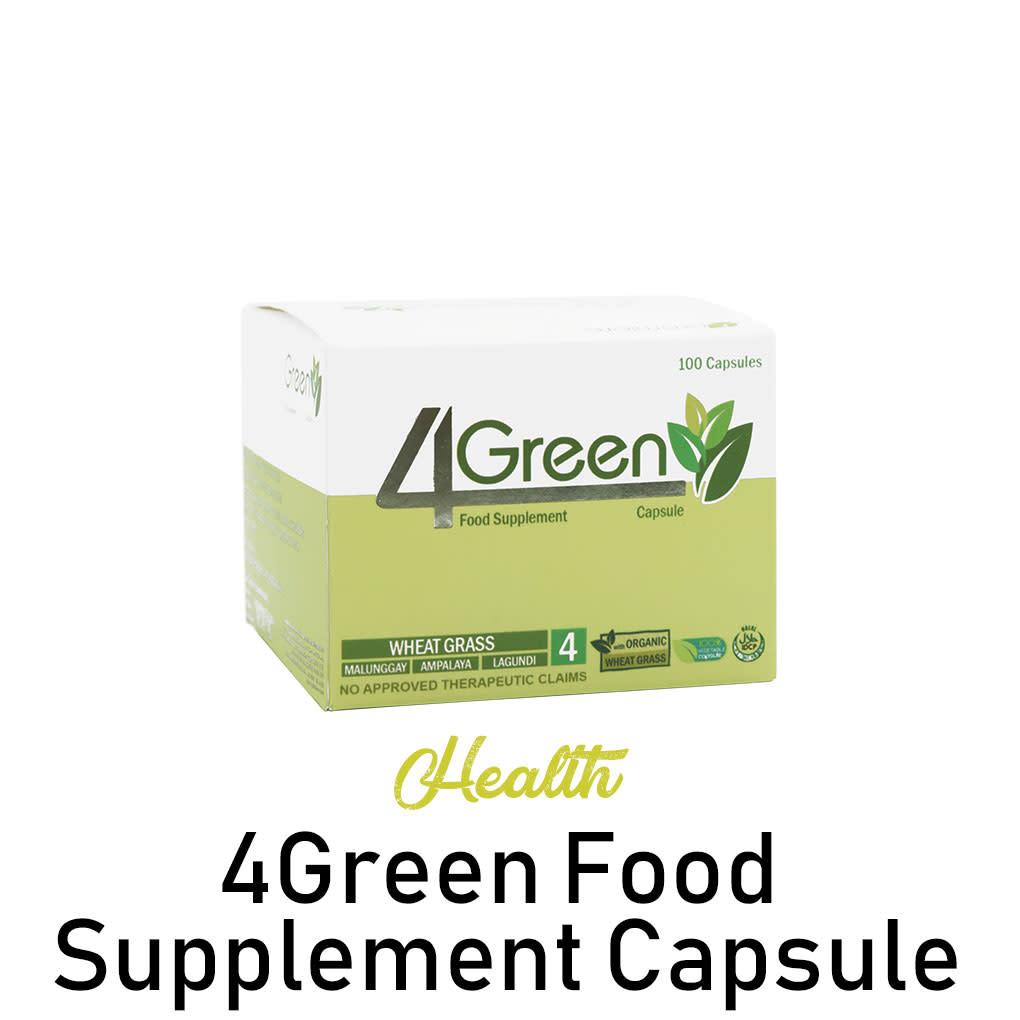 4Green Food Supplement Capsule