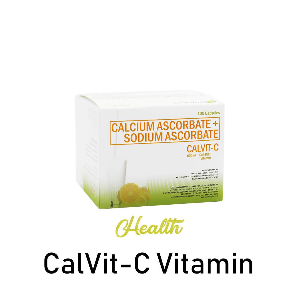 CalVit-C Vitamin