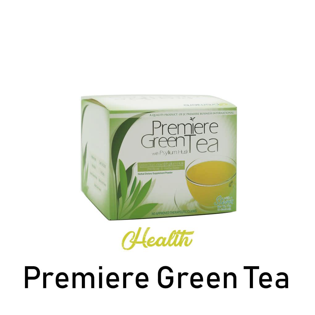 Premiere Green Tea
