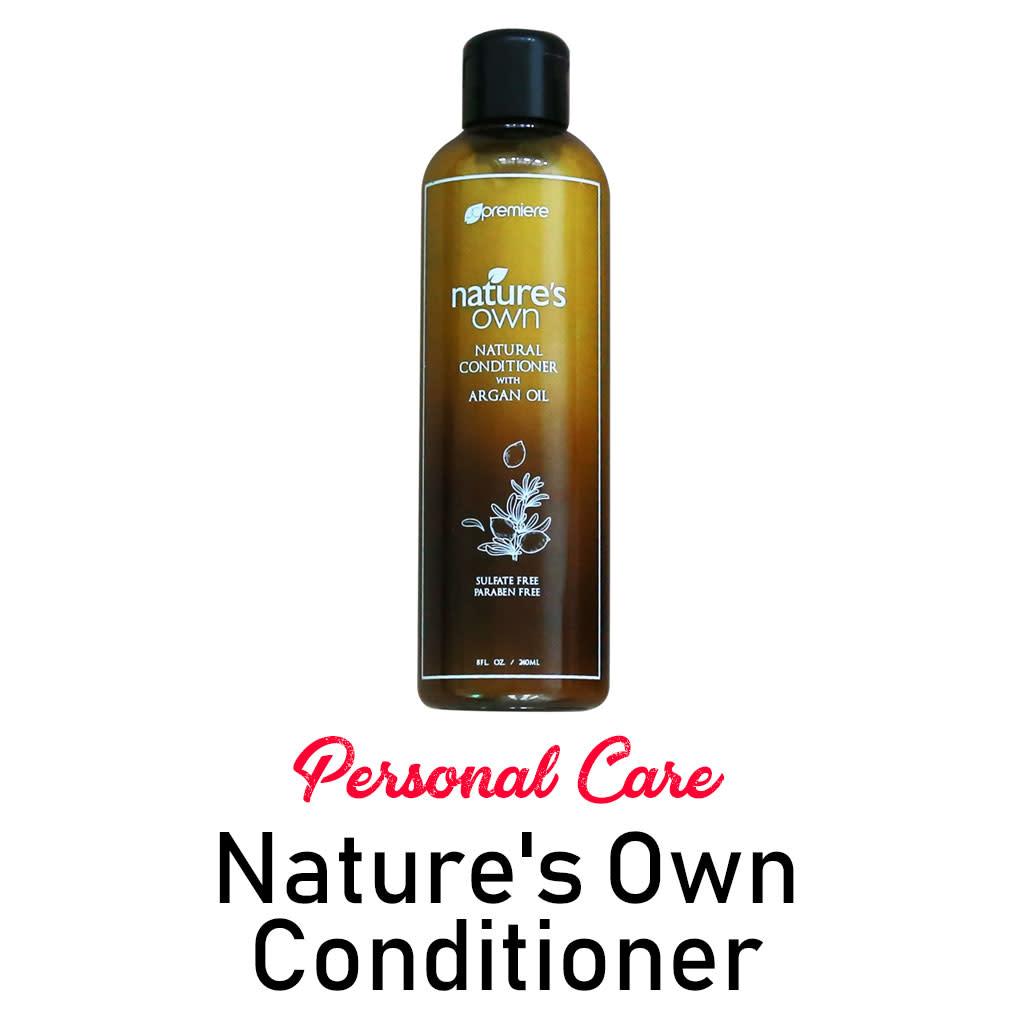 Nature's Own Conditioner