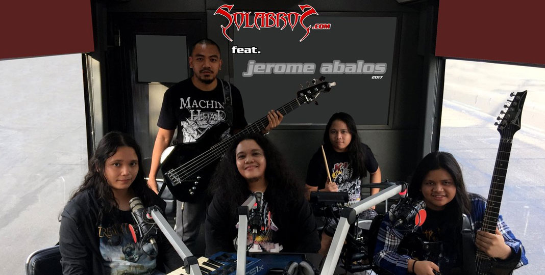 Solabros featuring Jerome Abalos