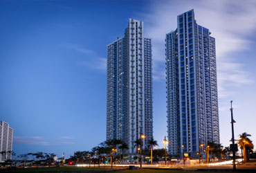 The Trion Towers