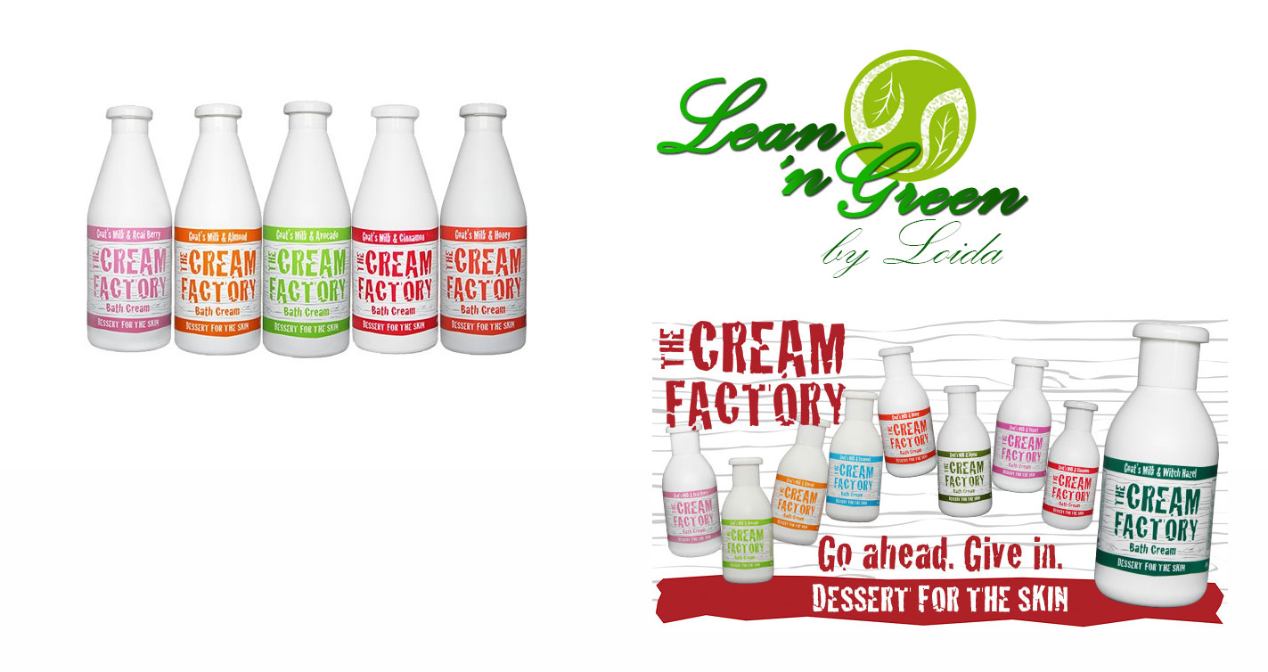 THE CREAM FACTORY Bath Cream