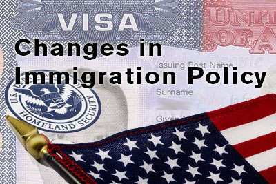 Changes in Immigration Policy