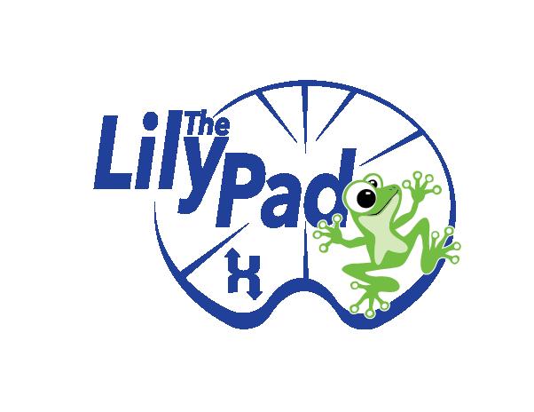 Lily Pad Blue