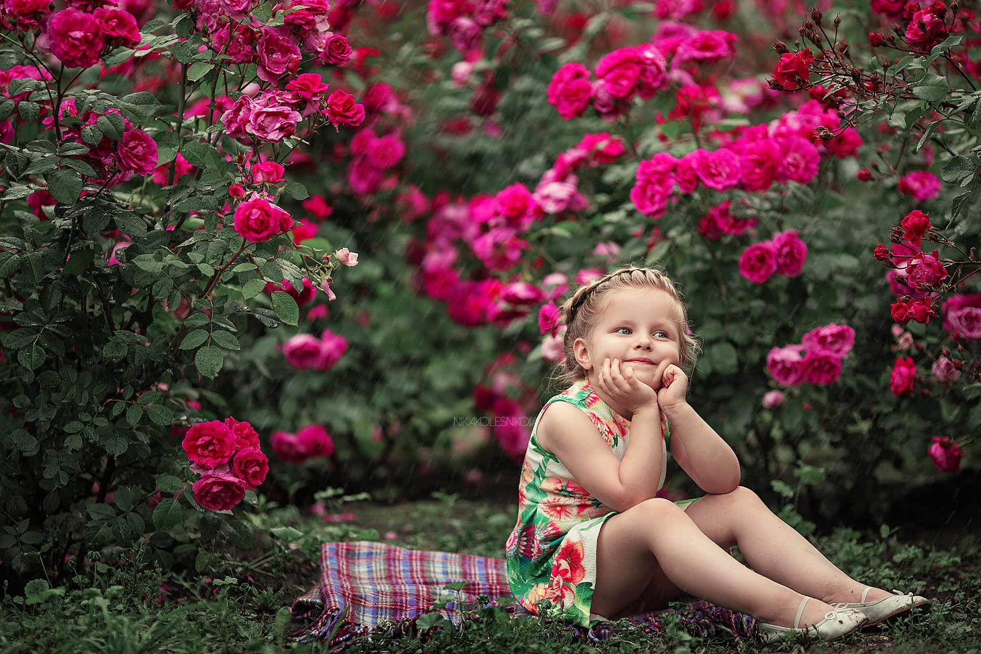 Курс «Детская и семейная фотография»