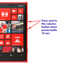 Cara Reset Nokia Lumia 625 Windows Phone 8