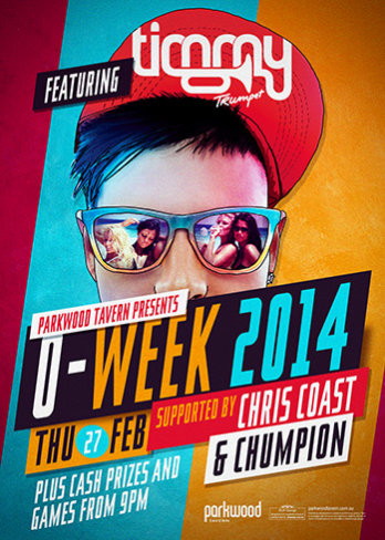 Parkwood Tavern presents Timmy Trumpet for O-Week!