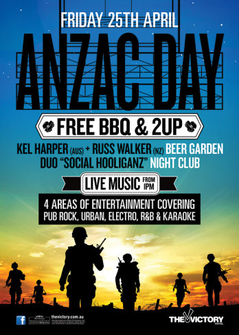 Anzac Day Celebration