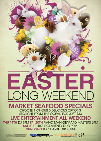 Easter Long Weekend By The Bay