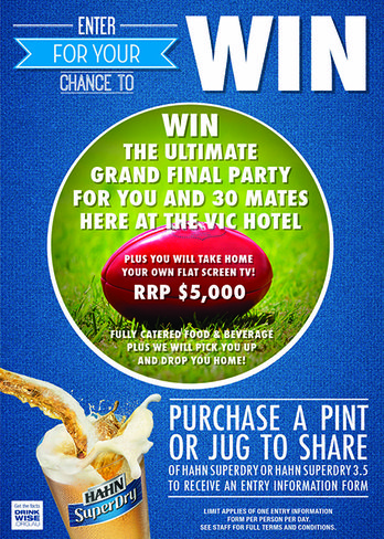 Your Chance to Win!