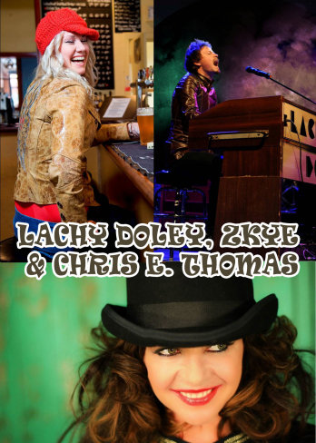 Lachy Doley, Zkye & Chris E. Thomas